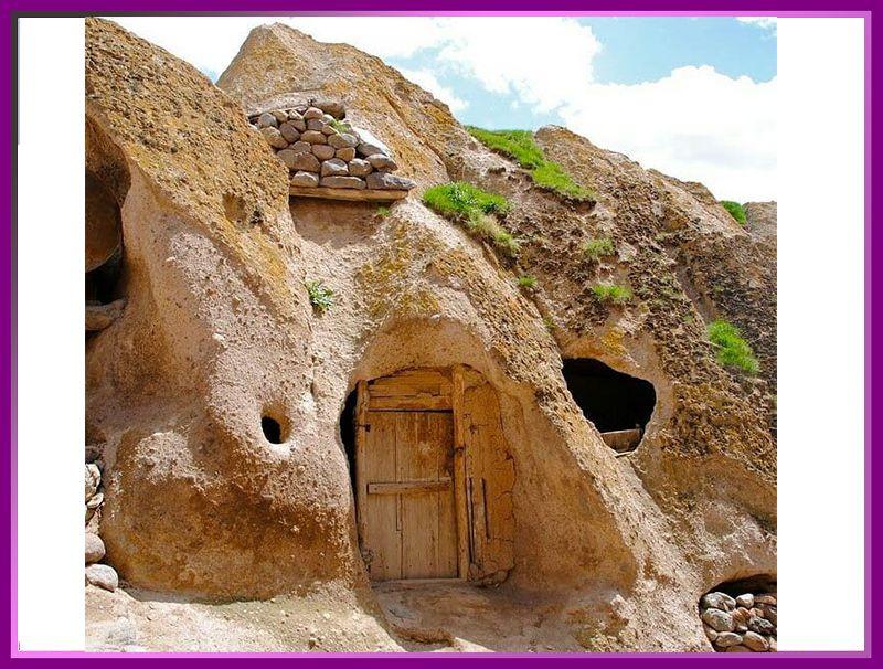 روستای کندوان آذرباجان شرقی