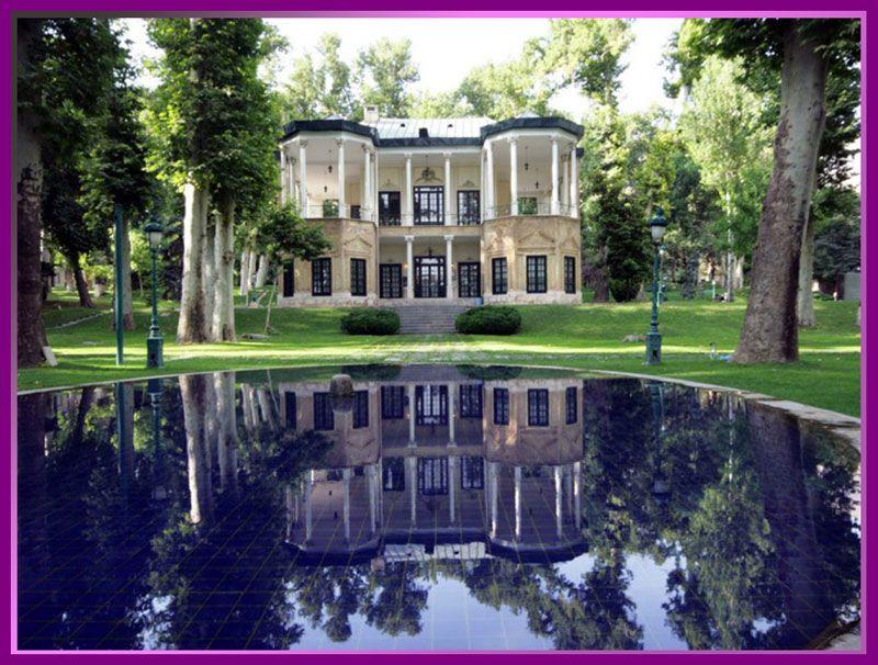 کاخ نیاوران تهران