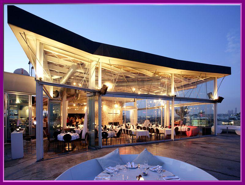 رستوران 360 استانبول یکی از لوکس ترین رستوران های این شهر است.