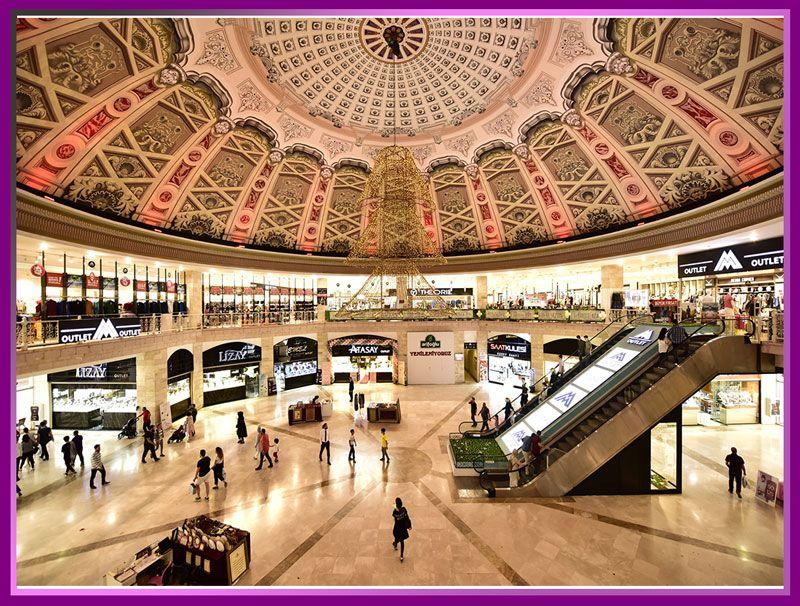مرکز خرید اوت لت ویاپورت استانبول