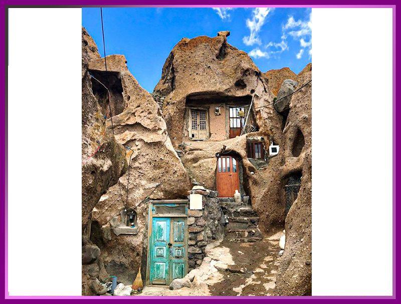 روستای کندوان آذربایجان شرقی