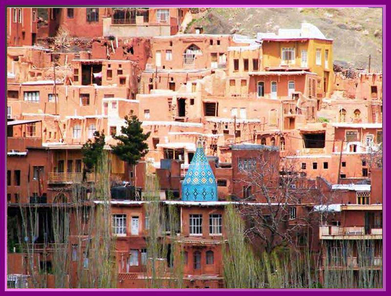 روستای ابیانه نظنز
