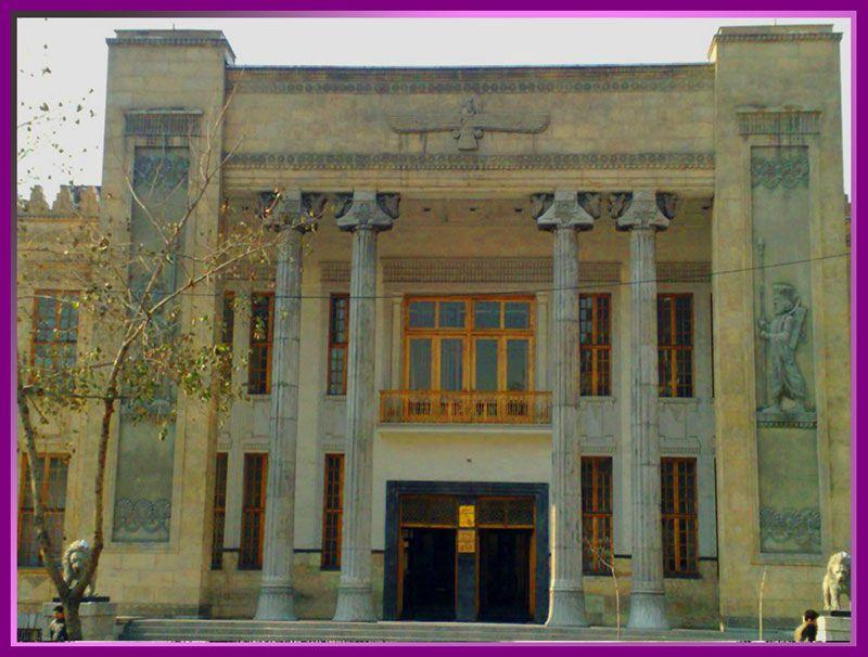 موزه جواهرات ملی تهران
