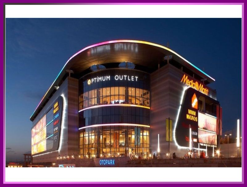 مرکز خرید اوت لت اوپتیموم
